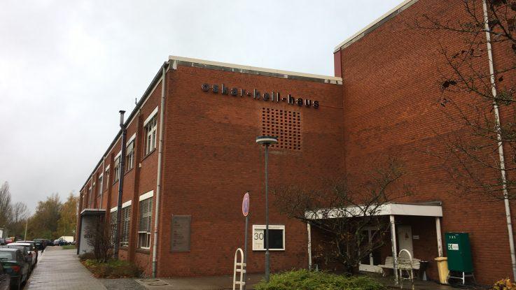 Oskar-Heil-Haus im Wissenschaftspark